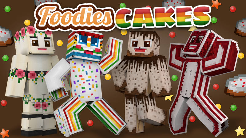 Play Foodies: Cakes