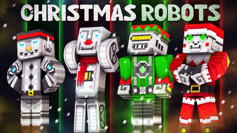 Play Christmas Robots