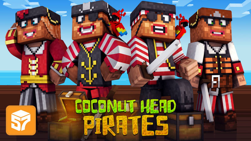 Play Coconut Head Pirates