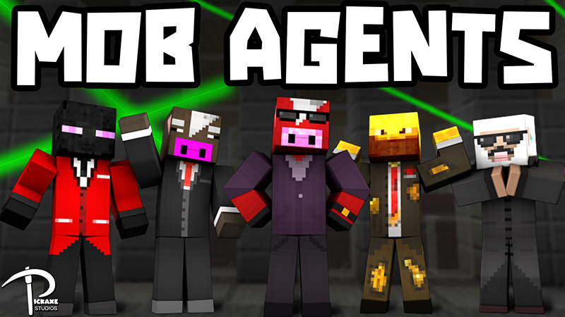 Mob Agents on the Minecraft Marketplace by Pickaxe Studios