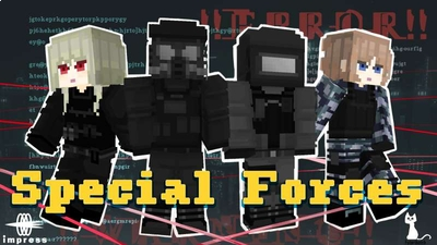 Special Forces HD on the Minecraft Marketplace by Impress