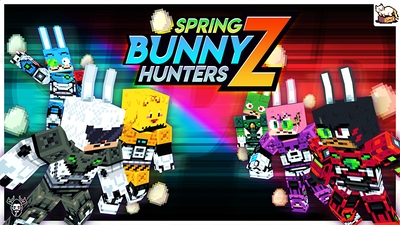 Spring Bunny Hunters Z on the Minecraft Marketplace by Mike Gaboury