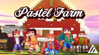 Pastel Farm on the Minecraft Marketplace by Vertexcubed