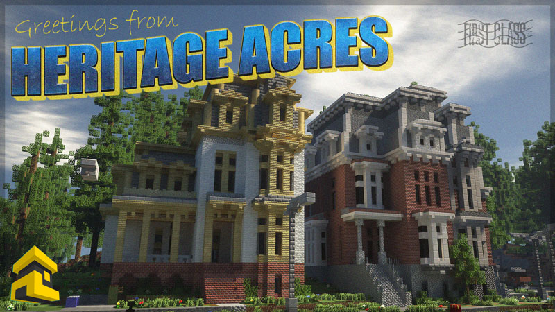 Heritage Acres on the Minecraft Marketplace by Project Moonboot