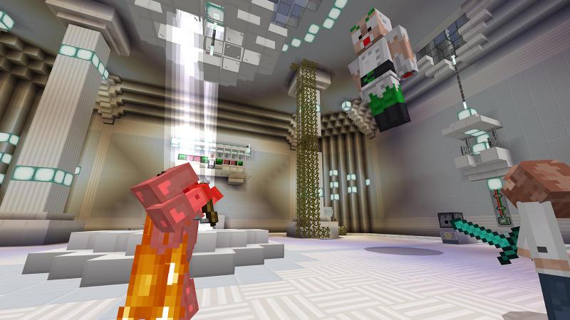 Dr. Splice's Lab Escape - Screenshot