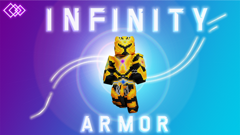 Infinity Armor on the Minecraft Marketplace by Tetrascape