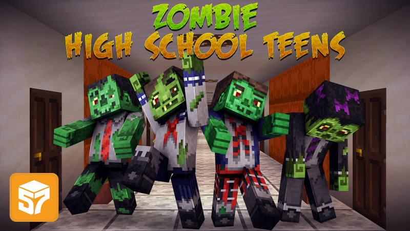 Play Zombie High School Teens