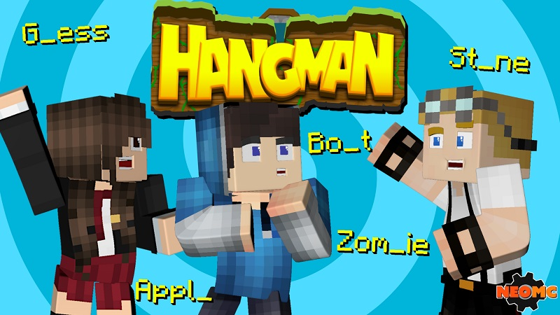 Hangman on the Minecraft Marketplace by NeoMc