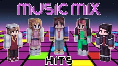 Music Mix Hits on the Minecraft Marketplace by Pixels & Blocks