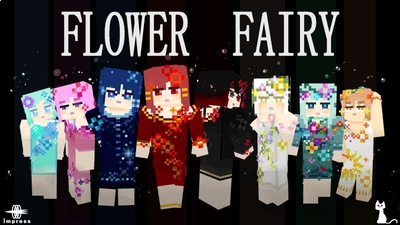 Flower Fairy HD on the Minecraft Marketplace by Impress