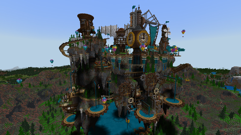 Clockwork City by Impulse
