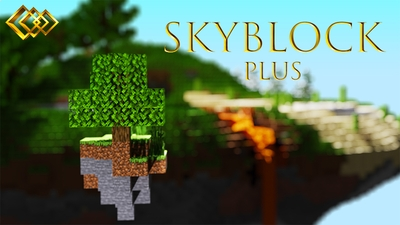 Skyblock Plus on the Minecraft Marketplace by Tetrascape