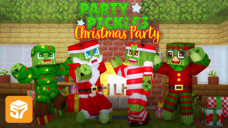 Play Party Pickles Christmas Party
