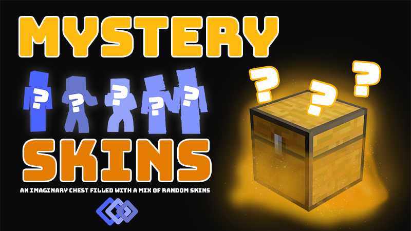 Mystery Skins on the Minecraft Marketplace by Tetrascape