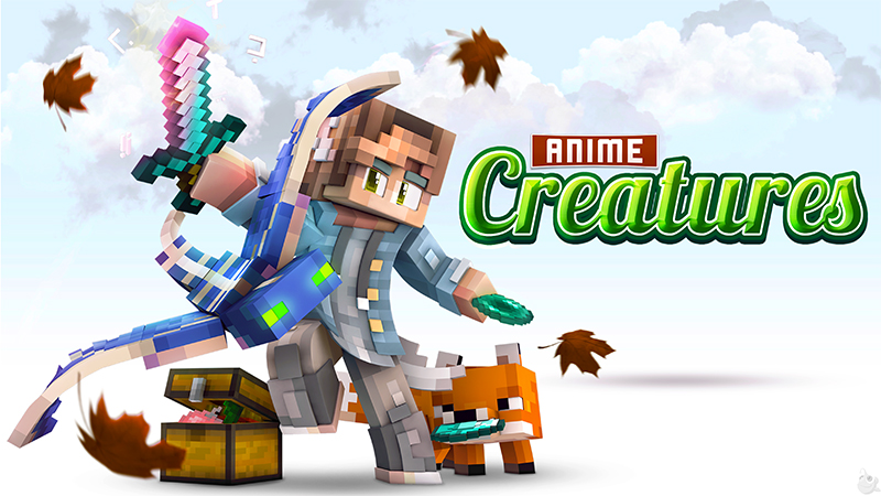 Anime Creatures on the Minecraft Marketplace by Glowfischdesigns