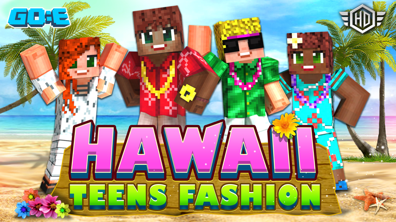 Hawaii Teens Fashion