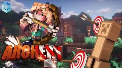 Archery on the Minecraft Marketplace by Entity Builds