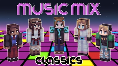 Music Mix Classics on the Minecraft Marketplace by Pixels & Blocks
