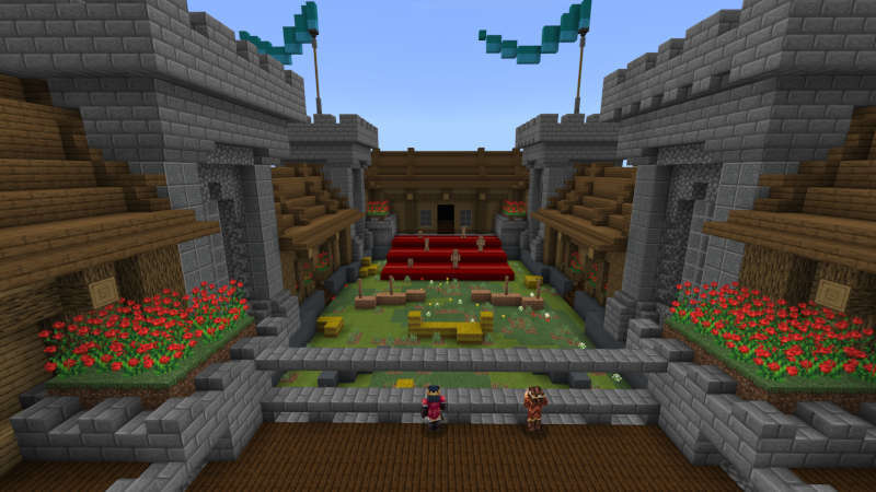Archery on the Minecraft Marketplace by Entity Builds