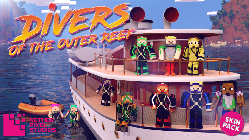Divers of the Outer Reef