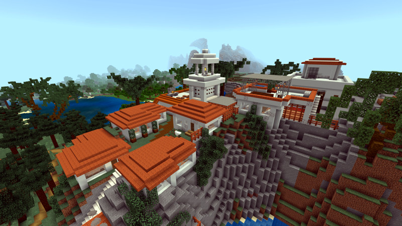 Tropicana Academy on the Minecraft Marketplace by Team Phoenix Studio