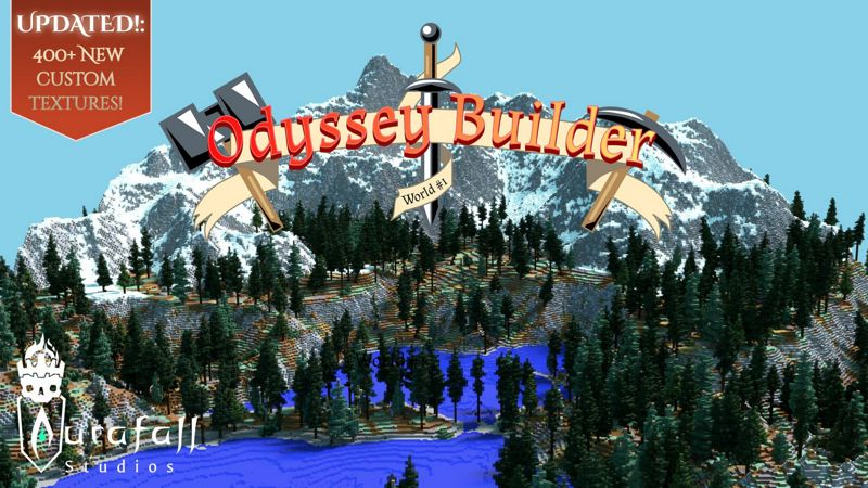 Odyssey Builder on the Minecraft Marketplace by Aurafall Studios