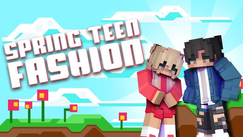 Spring Teen Fashion on the Minecraft Marketplace by Podcrash