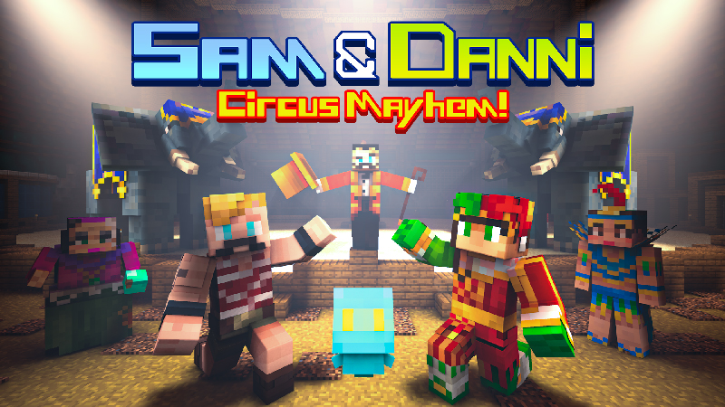 Sam  Danni  Episode 8 on the Minecraft Marketplace by Blockception