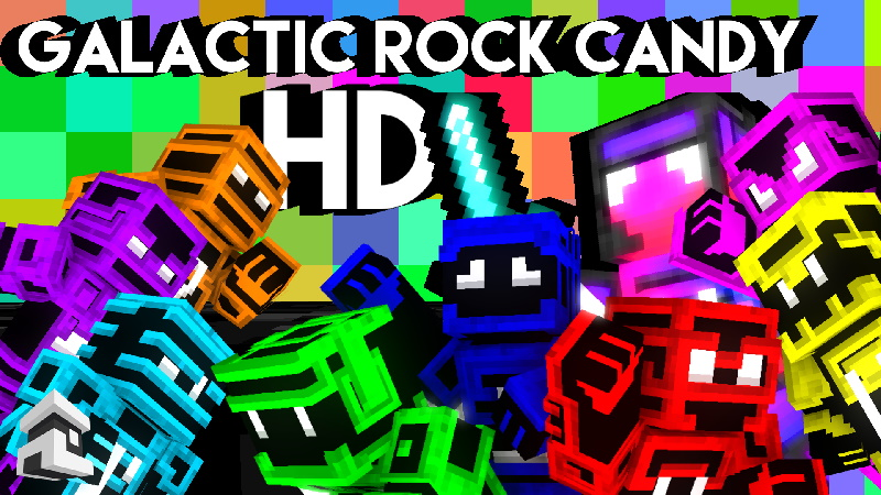 Galactic Rock Candy HD on the Minecraft Marketplace by Project Moonboot
