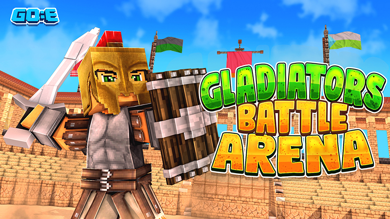 Gladiators Battle Arena on the Minecraft Marketplace by GoE-Craft