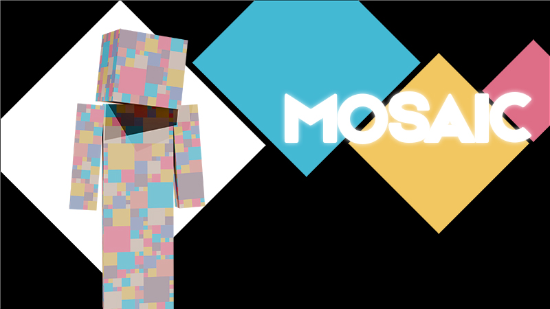 Mosaic on the Minecraft Marketplace by Tetrascape