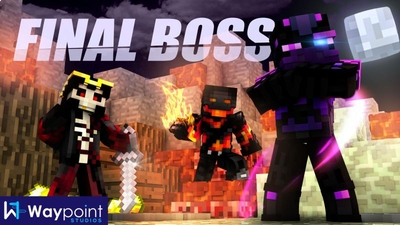 Final Boss on the Minecraft Marketplace by Waypoint Studios