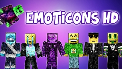 Emoticons HD on the Minecraft Marketplace by Lifeboat