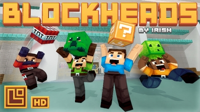Blockheads on the Minecraft Marketplace by Pixel Squared