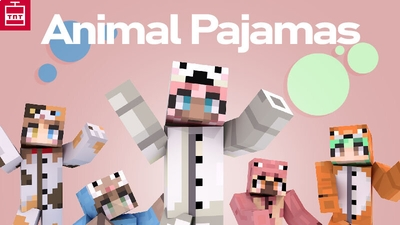 Animal Pajamas on the Minecraft Marketplace by TNTgames
