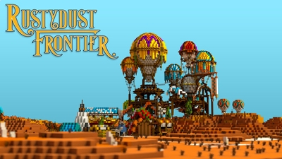 Rustydust Frontier on the Minecraft Marketplace by Impulse