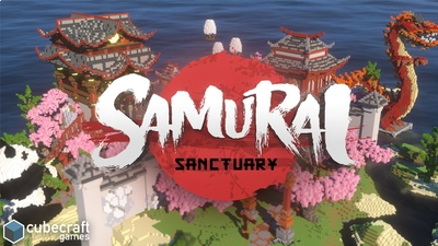 Samurai Sanctuary on the Minecraft Marketplace by CubeCraft Games