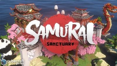 Samurai Sanctuary on the Minecraft Marketplace by CubeCraft Games