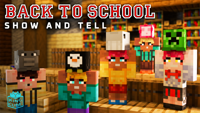 Back to School: Show and Tell