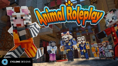 Animal Roleplay on the Minecraft Marketplace by Cyclone Designs