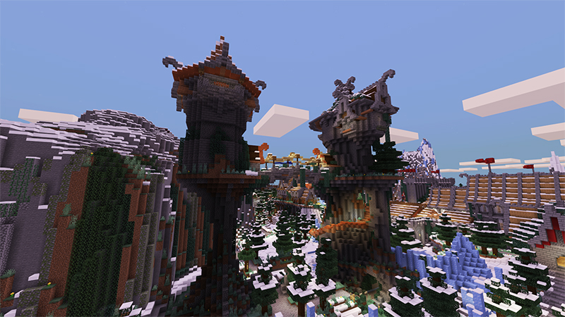 Guardian's Keep on the Minecraft Marketplace by Monster Egg Studios