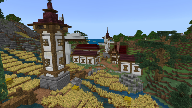 Scarlin Hills on the Minecraft Marketplace by Norvale