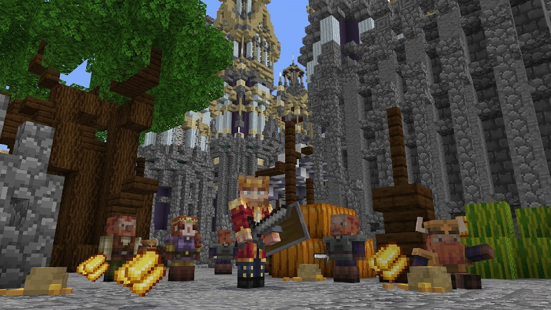 Quests on the Minecraft Marketplace by BBB Studios
