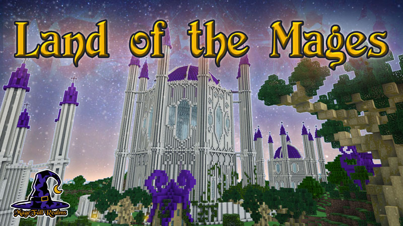 Land of the Mages on the Minecraft Marketplace by Magefall