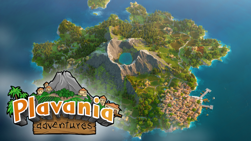 Plavania Adventures on the Minecraft Marketplace by Norvale
