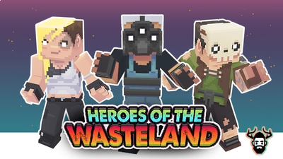 Heroes Of The Wasteland on the Minecraft Marketplace by Mike Gaboury