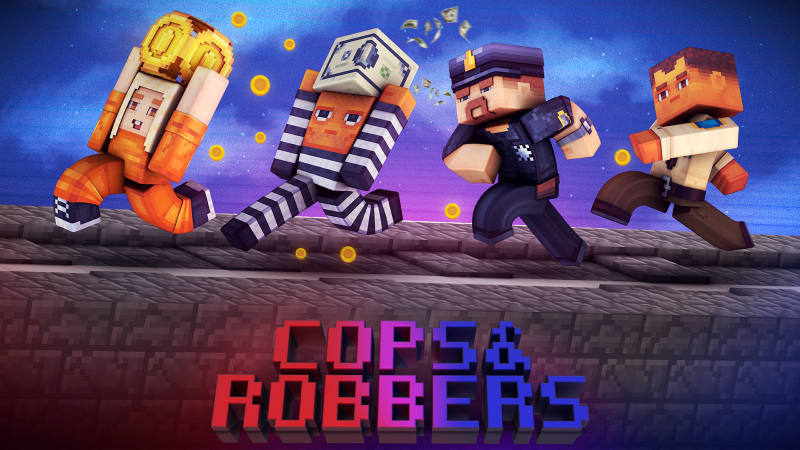 Play Cops & Robbers