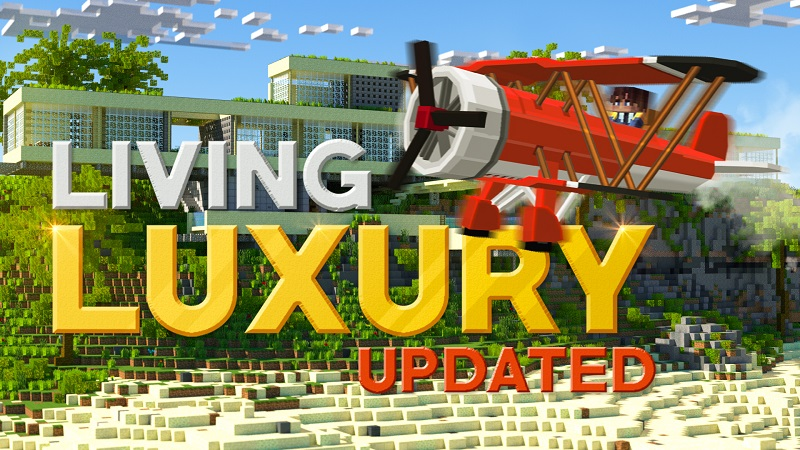 Living Luxury on the Minecraft Marketplace by BBB Studios