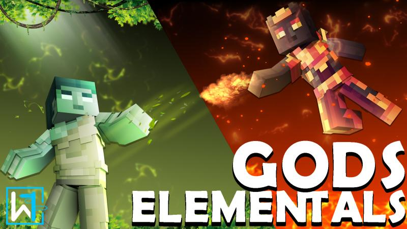 Gods Elementals