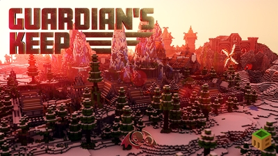 Guardians Keep on the Minecraft Marketplace by Monster Egg Studios